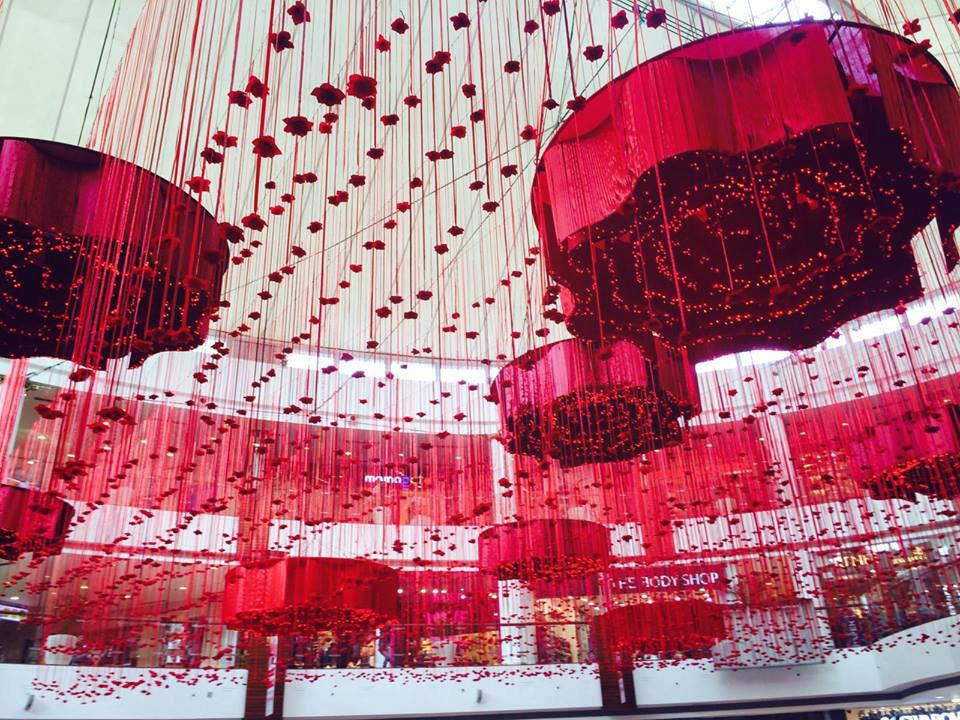 Epic valentines day select citywalk for Decor international delhi