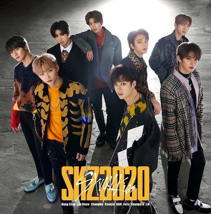 Stray Kids - Kaze (Levanter) ~Japanese Version~