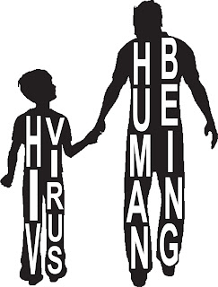 Human body creates the HIV virus, Eradicate HIV, EradicateHIV