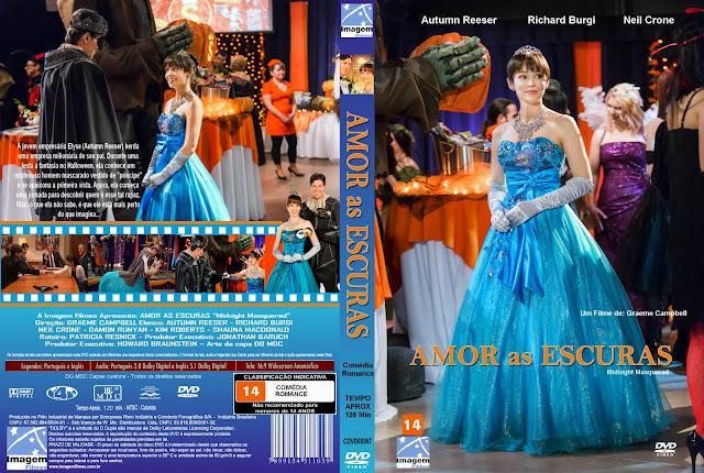 Capa DVD Amor Às Escuras