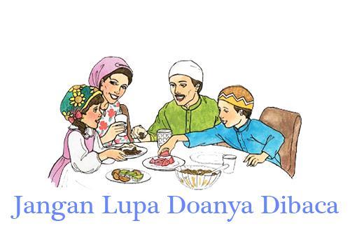 Doa Sebelum Makan Dan Sesudah Makan Agama Islam