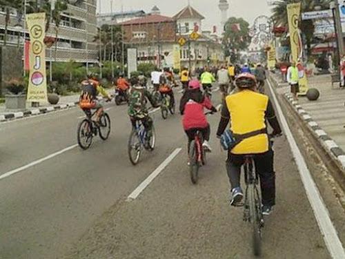 Bandung Lautan Sepeda 2019