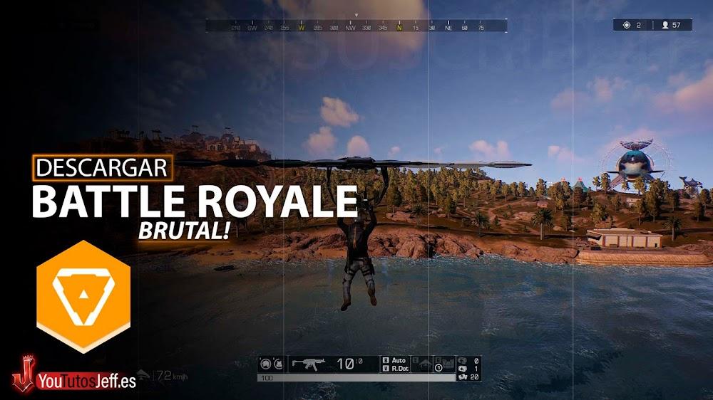 Battle Royale para PC, Descargar Ring of Elysium Ultima Versión