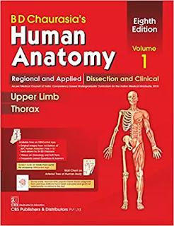 Download BD Chaurasia Human Anatomy Volume 1 Upper Limb and Thorax PDF.