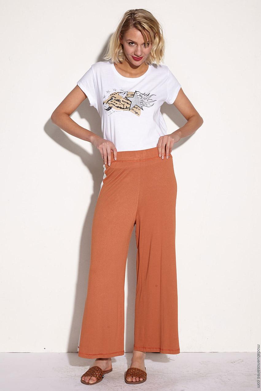 Pantalones primavera verano 2020. Moda primavera verano 2020.