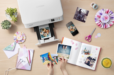 New Canon PIXMA Printers Home / Small Business