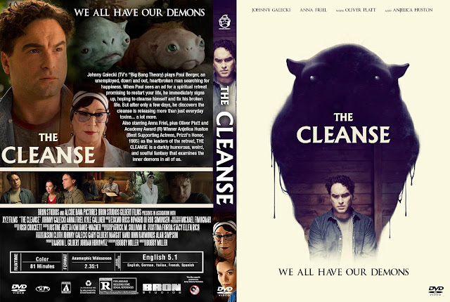 The Cleanse DVD Cover