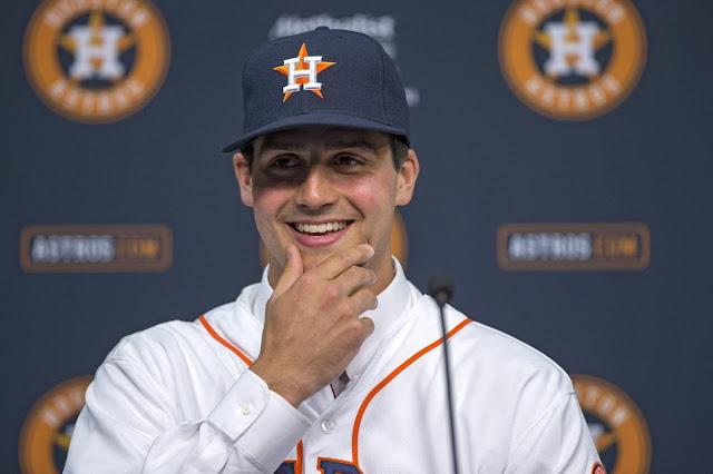 Mark Appel melangkah jauh dari Baseball di usia 26
