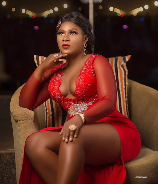 Destiny Etiko shares stunning photos as she turns a new year