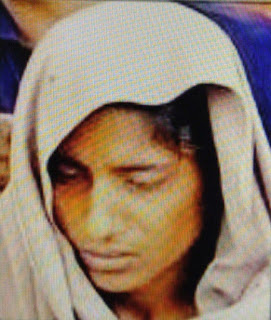 first time in the country, a woman accused will be hanged.
