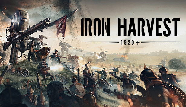 Iron Harvest: an RTS in the Scythe Universe