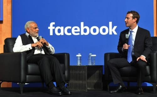Facebook ignores hate speech to appease the Indian government