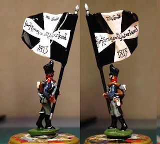 Hinton Hunt PN 5: Prussian Line Infantry (separate musket)