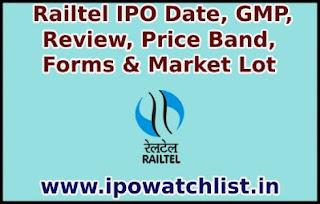Railtel IPO Detail