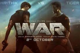 Hrithik Roshan and Tiger Shroff's film 'WAR', creates new record in two days
