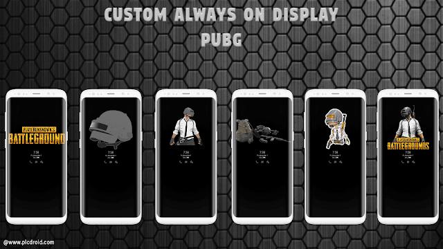 Custom AOD PUBG