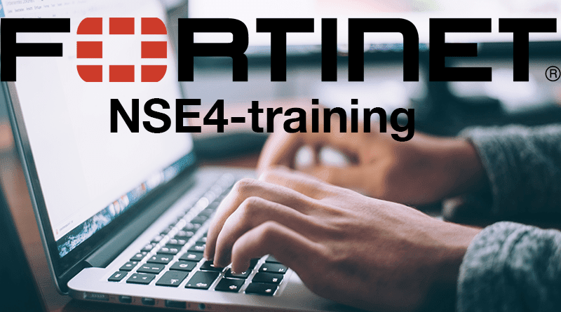 Fortinet NSE 4 Network Security Professional VCE Exam