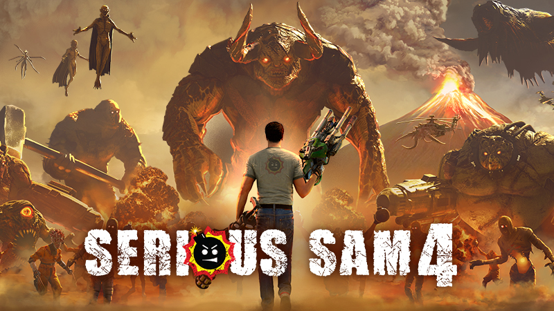 SERIOUS SAM 4 GETS OFFICIAL MODDING AND WORKSHOP SUPPORT