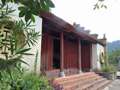 Khám phá di tích văn hóa lịch sử Chùa Chủa xã Tuấn Đạo