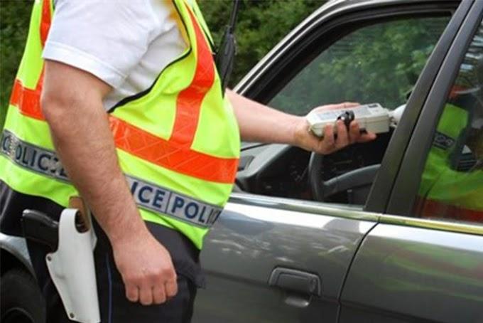Ittas vezetés és 10 baleset történt az elmúlt 24 órában