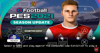 Download PES 2021 PPSSPP Chelito V3 Update Full Transfer February & Best realistic graphics