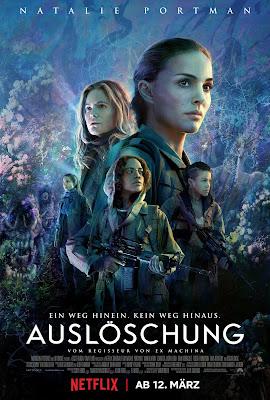 Annihilation Poster 2018