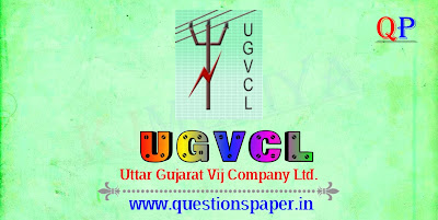 UGVCL Apprentice Lineman to Electrical Assistant Written Exam Question Paper (10-08-2019)
