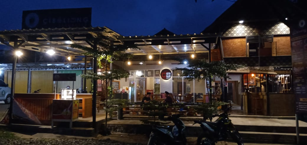 Tongkrongan Anak Muda Ya di Cafe Cibaliung Sababatur (CS)