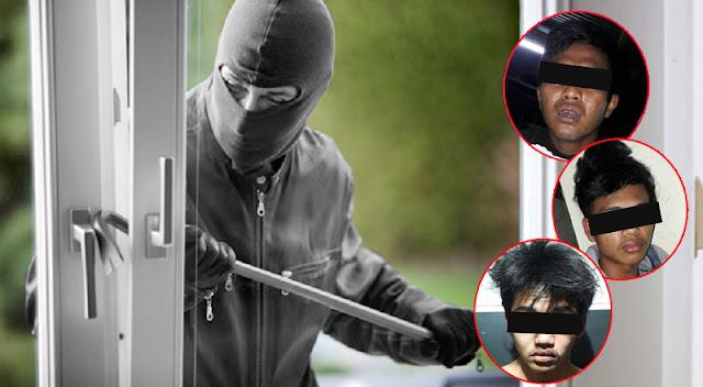 Tiga Pelaku Penyekapan di Rumah Kost Dihadiahi Timah Panas