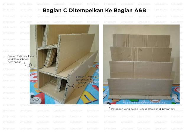 Cara Membuat Rak Buku Anak Montessori