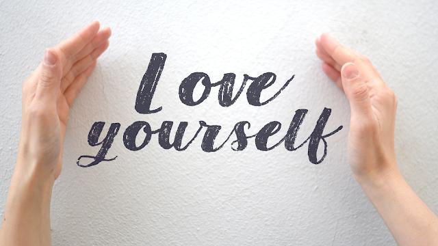 mencintai diri