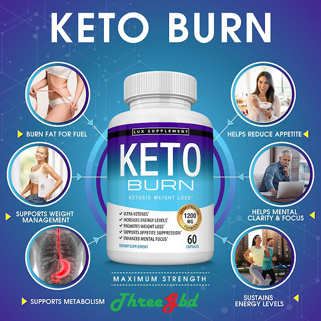 Keto Burn Pills: Does Keto Burn Diet Pills Work?