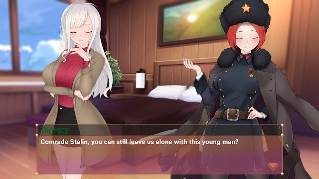 My Cute Commissar