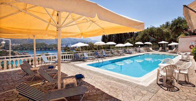 מלון אודיסאוס קורפו (Odysseus Hotel)