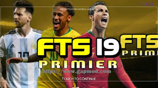 FTS 19 Premier by Aaf Azril Apk Data Obb for Android
