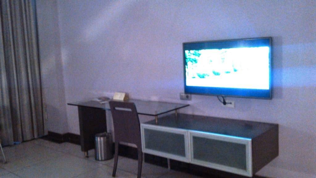 kamar hotel FM7 bandara soekarno hatta