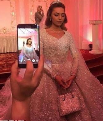 Anak Billionair Rusia Kahwin