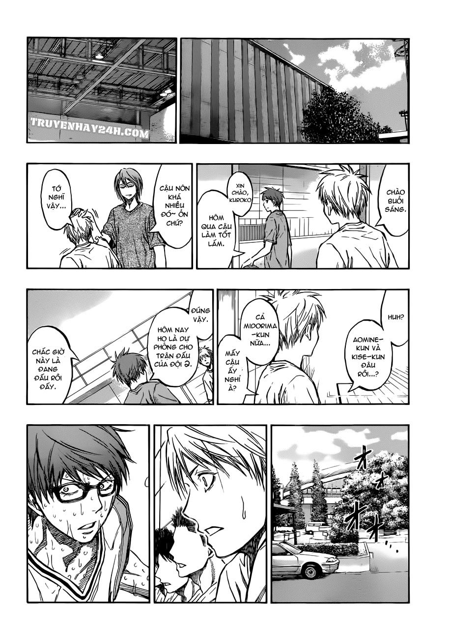 Kuroko No Basket chap 212 trang 18