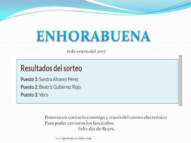 www.patronycostura.com/SORTEOMiscreacionesdecrochet.html
