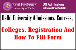 DU Delhi University