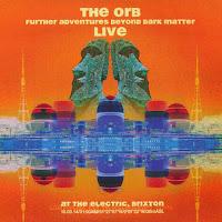 The Orb - Further Adventures Beyond Dark Matter Live CD/DVD