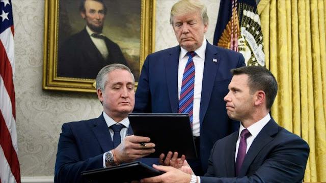 Estados Unidos y Guatemala firman un acuerdo migratorio