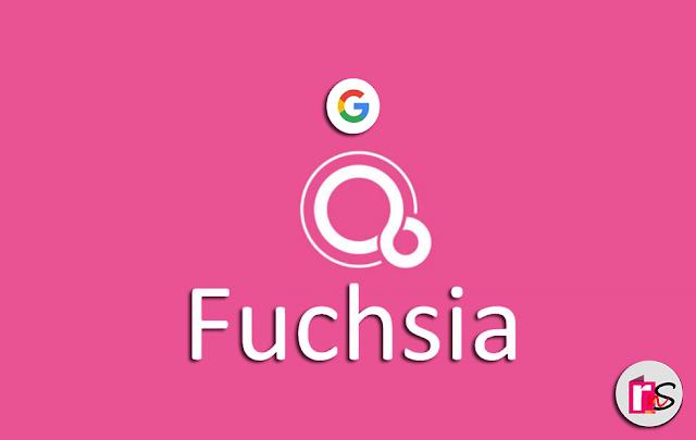 AOSP Project Includes Fuchsia SDK & Fuchsia Device