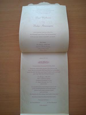 terima pesan cetak undangan nikahan, dengan desain unik dan menarik di purworejo dengan harga murah