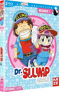 Dr. Slump – Temporada 1 [3xBD25] *Con Audio Latino
