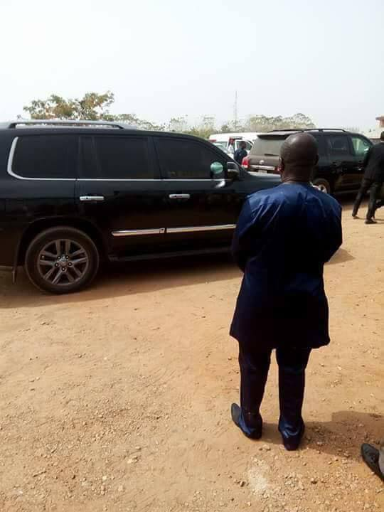 Apostle Johnson Suleman On His Way To DSS Headquarters In Abuja To Honour Invitation