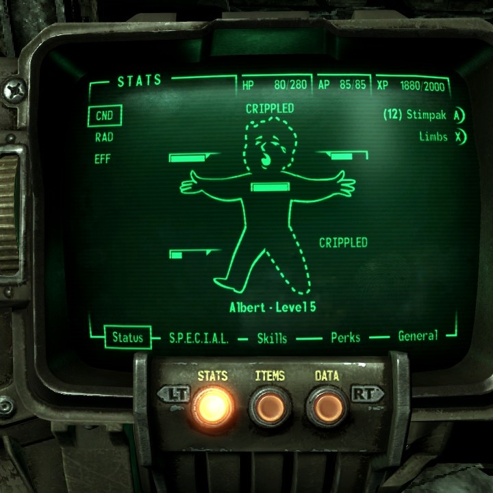 Work to Live: Fallout 3 in VR Using VorpX