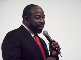 Les Brown speaking on the importance of perseverance,persistence and steadfastness in achieving success using the story of the Bamboo tree.