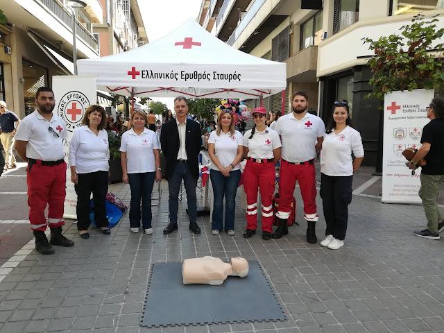 Γιάννενα: Εορτασμός Της Παγκόσμιας Ημέρας Πρώτων Βοηθειών Από Το ΠΤ ΕΕΣ Ιωαννίνων