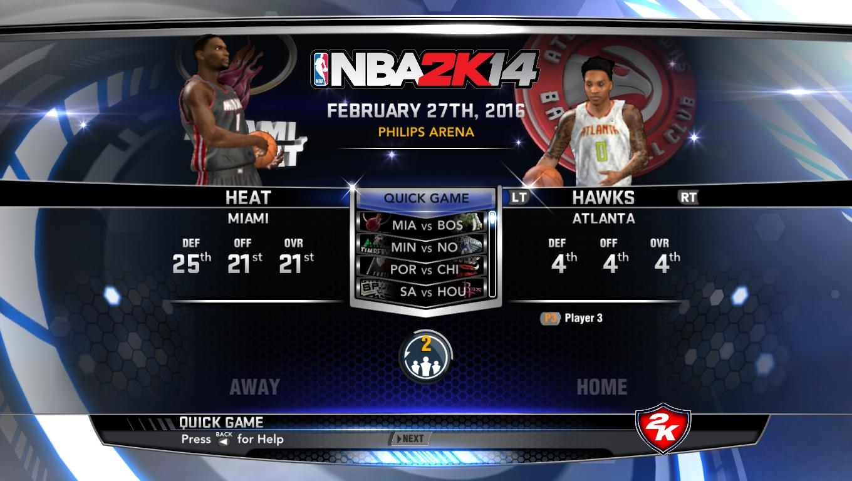 3D NBA Logos For 2k14 - NBA 2K Updates, Roster Update, Cyberface, Etc
